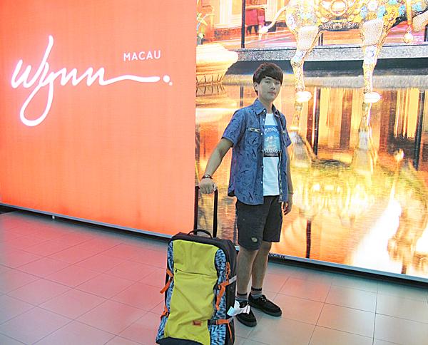 4.[小店員趴趴走] 三天兩夜澳門自由行!Macau就是拍照吃不停~(上)--抵達