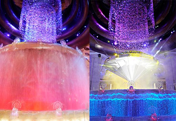 14.[小店員趴趴走] 三天兩夜澳門自由行!Macau就是拍照吃不停~(上)--鑽石水舞秀