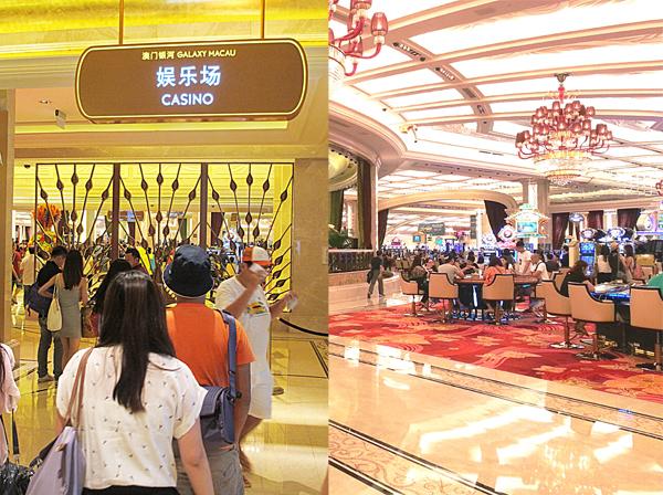 15.[小店員趴趴走] 三天兩夜澳門自由行!Macau就是拍照吃不停~(上)--賭場