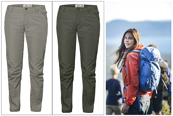 FJALL RAVEN High Coast Trousers 89634.png