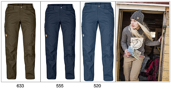 Fjall Raven Karla Trousers 89067.png