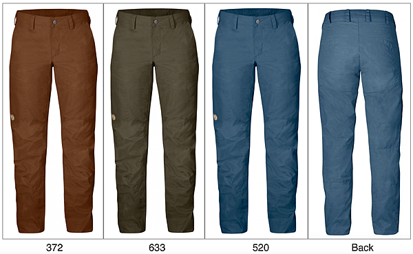 FJALL RAVEN Nilla Trouser 89456.png