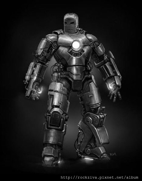 Iron Man Mark1