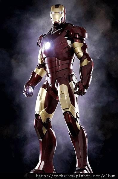 Iron Man Mark3-1
