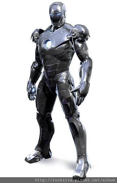 Iron Man Mark2