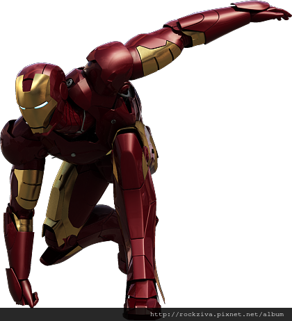 Iron Man Mark3-3