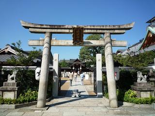2011.9.27 晴明神社 (5).JPG