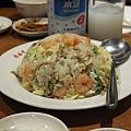 蝦仁肉絲蛋炒飯