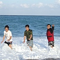 三人在乘風破浪嗎?