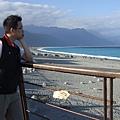 遠眺太平洋