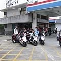 第一站-靠近花蓮火車站的加油站