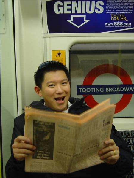 Rod 倫敦地鐵