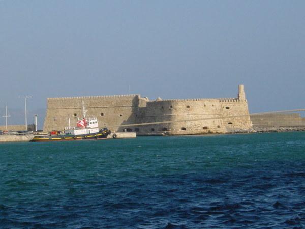 港口碉堡小威尼斯區