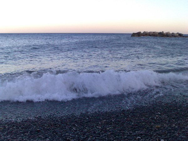 愛琴海的黃昏