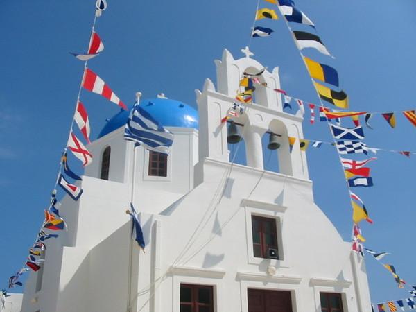 oia圓頂教堂