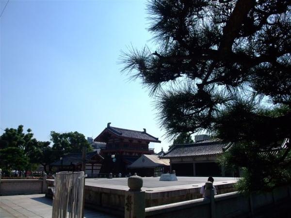 四天王寺舞台 (2).JPG