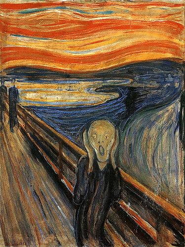 Edvard Munch The Scream (Skrik)