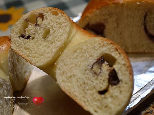 2013-10-06牛奶三味貝果胡桃覆盆子胡桃葡萄_005.jpg