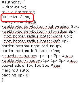 authority-font-size 3