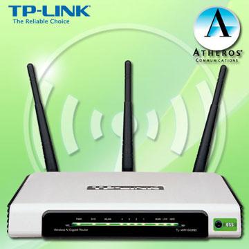 TP-Link TL-WR1043ND 300Mbps 無線寬頻路由器.jpg