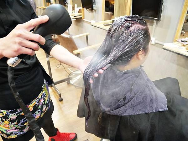 時光藝廊 time hair salon 髮廊 台北 染髮 挑染 歐美 推薦