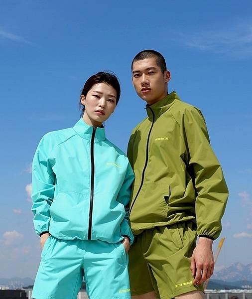 韓國銷售量第一的健身穿搭