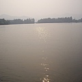 杭州西湖夕陽