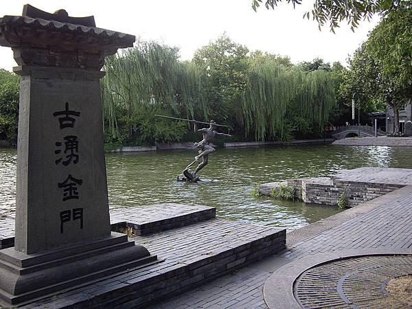 杭州西湖畔