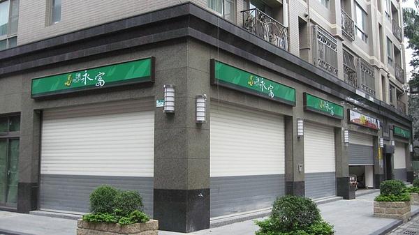 靖勝企業社鋁合金捲門08