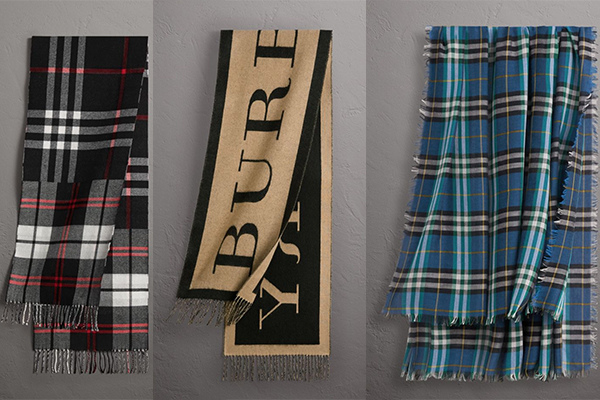 burberry scarf sale