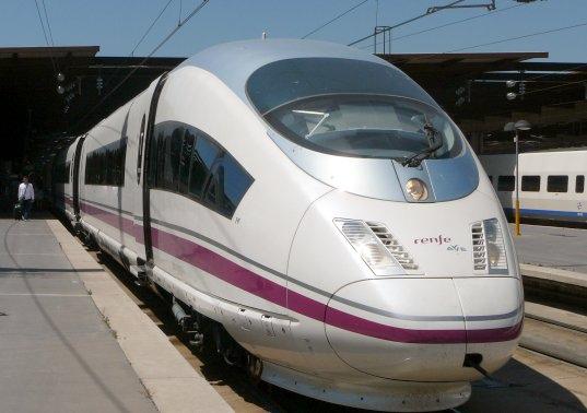 train-Spain