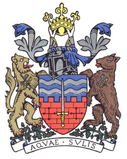 英國巴斯城徽