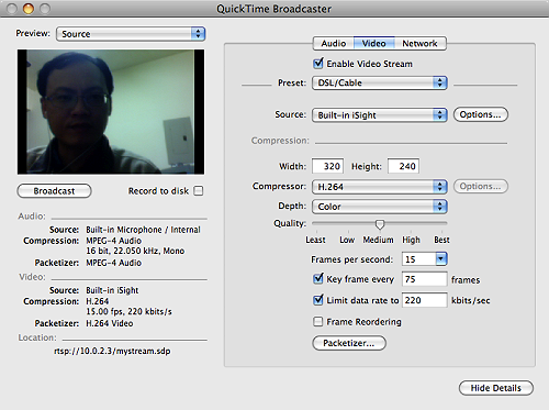 quicktime broadcaster download mac - Coryn Club Forum