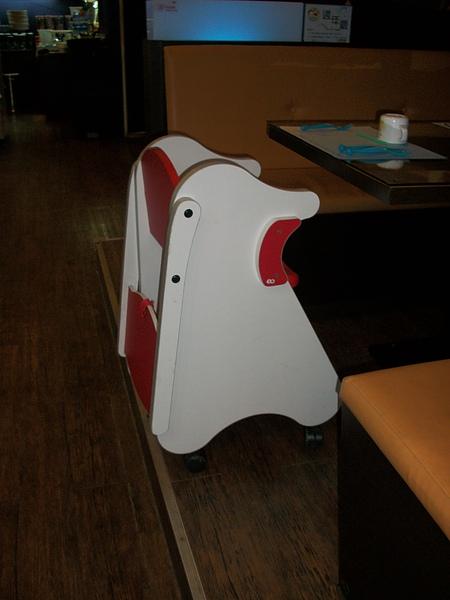 可愛的兒童椅