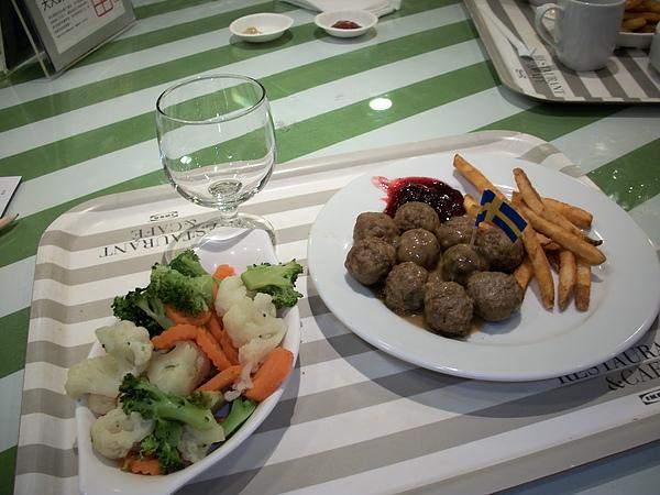 IKEA瑞典肉丸