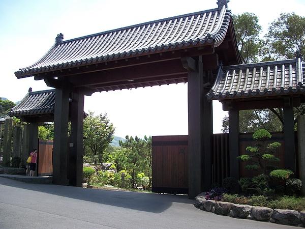 緣道觀音寺-大門
