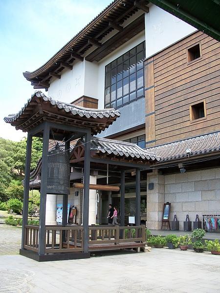 緣道觀音寺+鐘樓