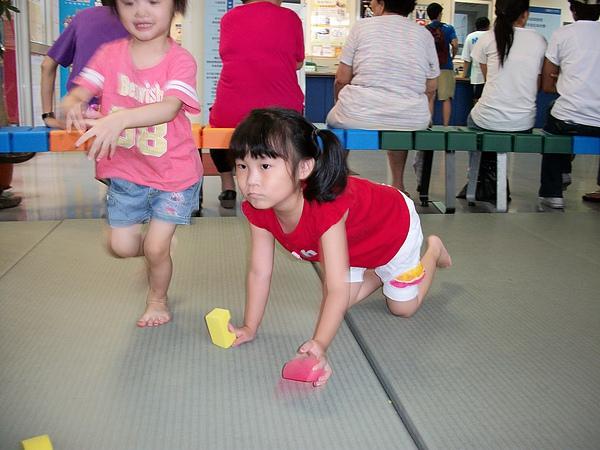 士林運動中心-幼兒區