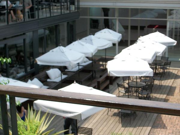綠風1樓戶外用餐處
