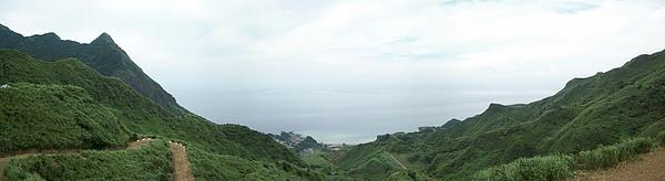 金瓜石遠眺