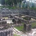 九龍城寨僅存的地基