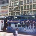 這是電車,香港人稱叮叮車