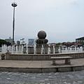 石來運轉噴泉廣場