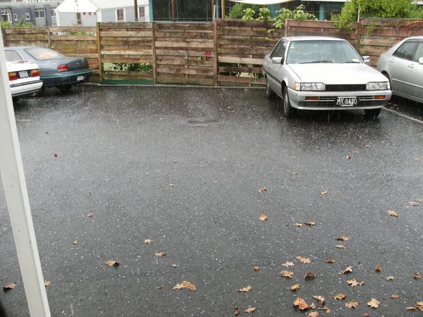 紐西蘭下冰雹啦.jpg