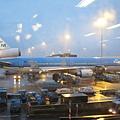 香港到阿姆斯特丹搭的是荷蘭航空