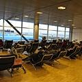 阿姆斯特丹的躺椅也是很多