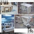新悅家具廠-鋼烤系列-玄關桌-2.jpg