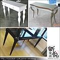 新悅家具廠-鋼烤系列-玄關桌-4.jpg