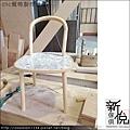 cnc家具設計.餐椅製作過程.新悅家具訂做