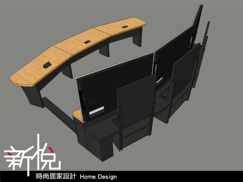 鴻海集團.郭台銘全球視訊會議桌6.jpg